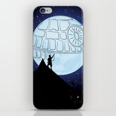 That's no moon! iPhone & iPod Skin