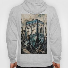 TARDIS from Doctor Who Hoody