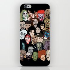 Halloween Gumbo iPhone & iPod Skin