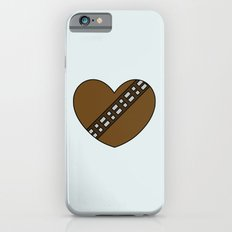 Chewbacca Character Heart iPhone 6s Slim Case