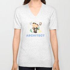 Architect Unisex V-Neck