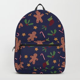 Christmas Xmas pattern Backpack