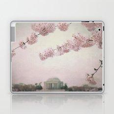 Washington DC Cherry Blossoms Laptop & iPad Skin
