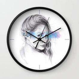 Look away, look away... Wall Clock