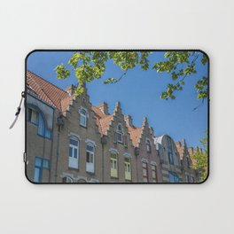 Bruges skyline Laptop Sleeve