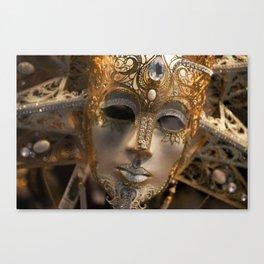 Souvenir from Venice Canvas Print