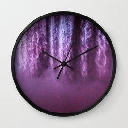 Yin & Yang of Niagara Wall Clock