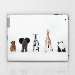 ANIMALS BACKS Laptop & iPad Skin