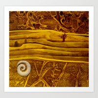 geology Art Prints featuring Geology 3 by Patricia Howitt