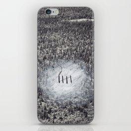 five iPhone Skin