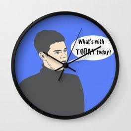 Empire Records Comic Wall Clock