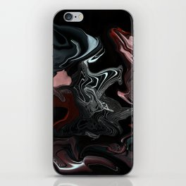 Arezzera Sketch #810 iPhone Skin