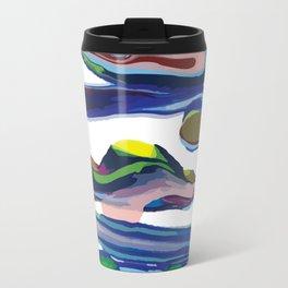 drops of colour Travel Mug