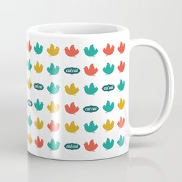 waso - pattern color Coffee Mug