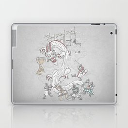 Year of the Killer Rabbit Laptop & iPad Skin