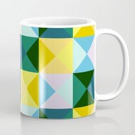 Native Checkerboard Omukade Coffee Mug