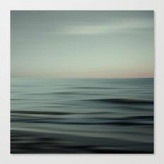 Waves of Calm V2 Canvas Print