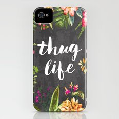 Thug Life iPhone (4, 4s) Slim Case