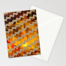 Glitter Space 6 - for iphone Stationery Cards