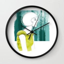 Irma Wall Clock