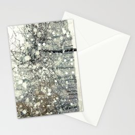 In the Snow Stationery Cards