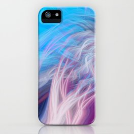 Puur Energy | Some where in the universe  iPhone Case