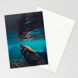 Hawaiian Sea Turtle Stationery Cards