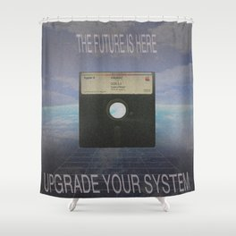 Future Systems Shower Curtain