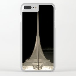 C A L A T R A V A | architect | Milwaukee Clear iPhone Case