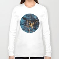 sparkles Long Sleeve T-shirts featuring Prague Sparkles by Bella Blue Photography