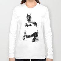 bats Long Sleeve T-shirts featuring Bats!! by Darthdaloon