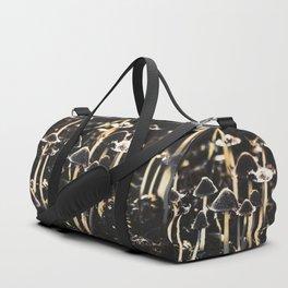 Wild Mushroom's Forest Duffle Bag
