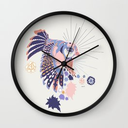 Sweet Coco Wall Clock