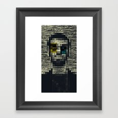 Self Portrait Ver. 3 Framed Art Print