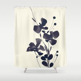 Organic Impressions 334n by Kathy Morton Stanion Shower Curtain