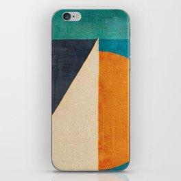Regata al Tramonto iPhone Skin