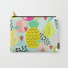 Memphis Style Fruit Carry-All Pouch