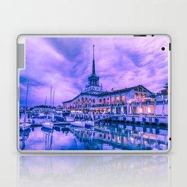 Marine station of Sochi Laptop & iPad Skin