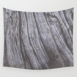 Old Wood Wall Tapestry