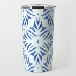 Arrowhead Denim White Travel Mug