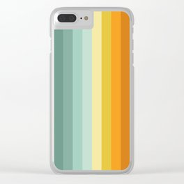Pattern #0004 Clear iPhone Case