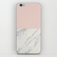 Moon Marble iPhone Skin