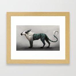 Stiltcat Framed Art Print