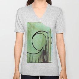 Three Moons Unisex V-Neck