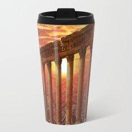 Baalbek Sunset Travel Mug
