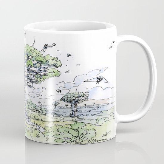 La Citta Arborea! Mug