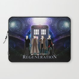 The Doctor Of Regeneration Laptop Sleeve