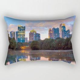 Atlanta 01 - USA Rectangular Pillow