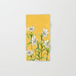 Lilies Hand & Bath Towel