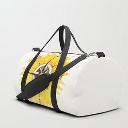 Compass  Sunflower Duffle Bag